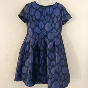 Jacadi Paris Girls Holiday Party Dress 8A
